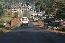ナイロビへの裏道