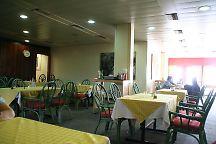 空港のレストラン